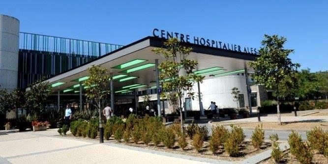 Hôpital d' Alès