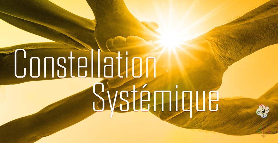 SAMEDI 18 AVRIL 19h-22h<br>ATELIER – Constellation Familiale & Shamanique