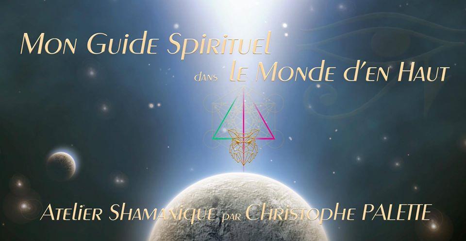 SAMEDI 25 AVRIL 14h-17h<br>ATELIER – Mon Guide Spirituel dans le Monde d'en Haut