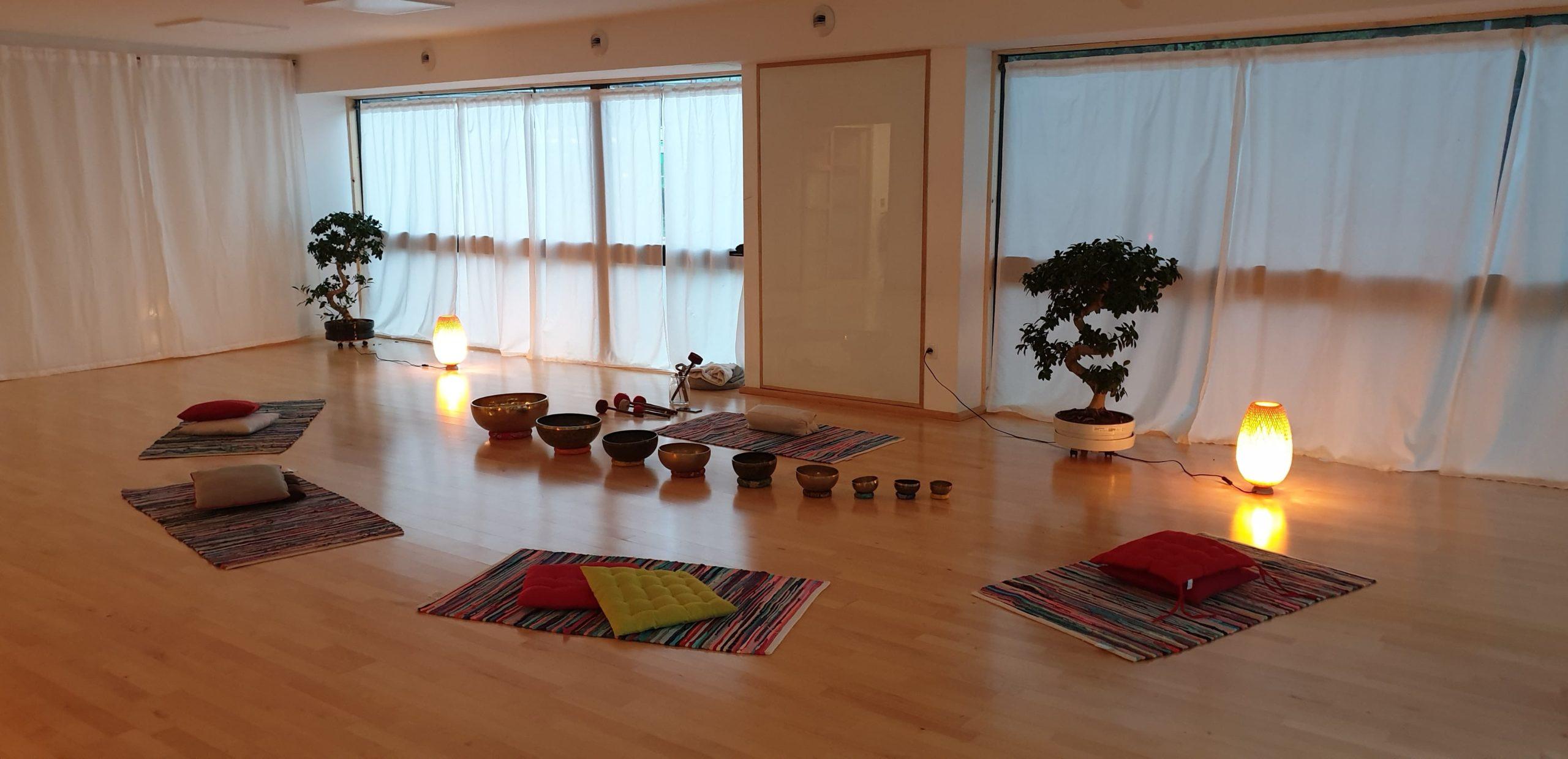 Qi Gong-Méditation & Bols Tibétains